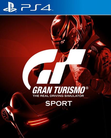 Gran Turismo Sport Ps4 Português Promoção
