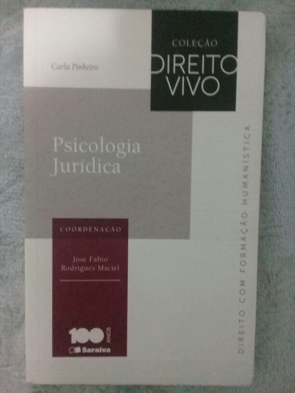 Psicologoa Jurídica - Carla Pinheiro