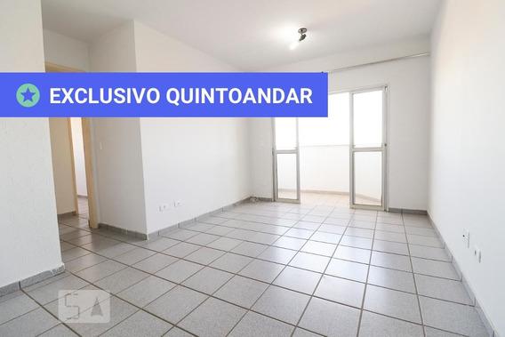 Apartamento No 7º Andar Com 2 Dormitórios E 1 Garagem - Id: 892948343 - 248343