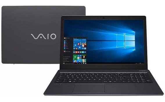 Notebook Vaio Fit 15s I7-8550u Hd 1tb 8gb 15.6 Win10 Pro