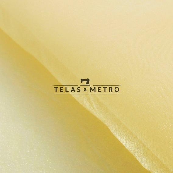 Tela Gasa Cristal Organza Disfraces Cotillón Murga Por Metro