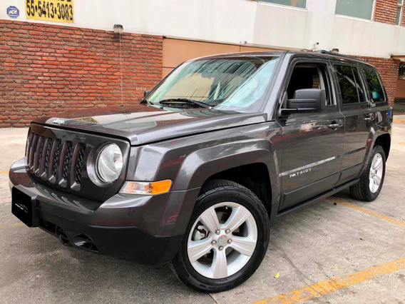 Jeep Patriot 2.4 Sport 4x2 Mt 2015