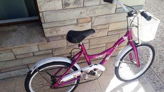 Bicicleta Rodado 16 Nena Usada En Perfectas Condiciones