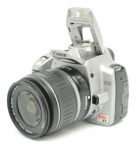 Canon Eos Xt + Ef 18-55mm = Xs Xti T1 T2 T3 350d Nikon Sony