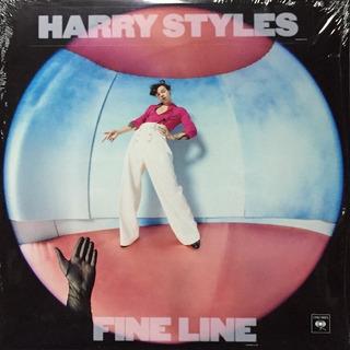 Harry Styles - Fine Line Vinilo Nuevo Y Sellado Obivinilos