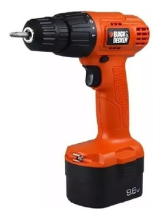 Atornillador Taladro Inalambrico Black Decker Cd961 9,6v