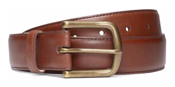 Cinturón Cinto Calfskin Fabricante Alta Gama
