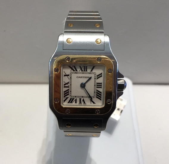 Reloj Dama Cartier Modelo Santos Galbee Referencia 1567