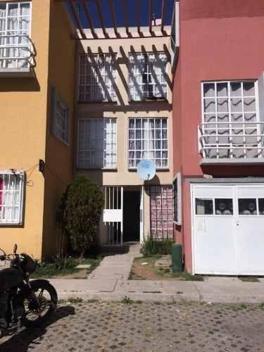 Departamento En Venta En Villas De La Laguna, Zumpango, Estado De México