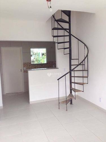 Imagem 1 de 14 de Casa À Venda, 49 M² Por R$ 178.000,00 - Colubande - São Gonçalo/rj - Ca15542