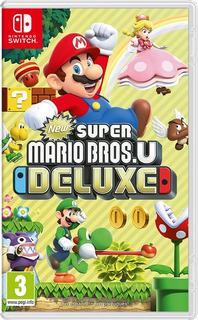 New Super Mario Bros U Deluxe | Nintendo Switch- Gorila Games