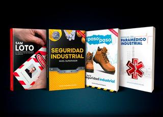 Paquete De Cuatro Libros