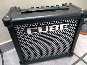 Cubo Amplificador Roland Cube 10gx