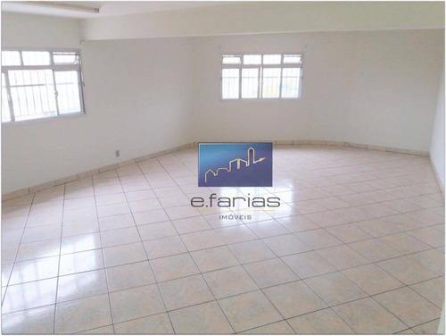 Imagem 1 de 3 de Sala Para Alugar, 40 M² Por R$ 1.100,00/mês - Jardim Eliane - São Paulo/sp - Sa0005