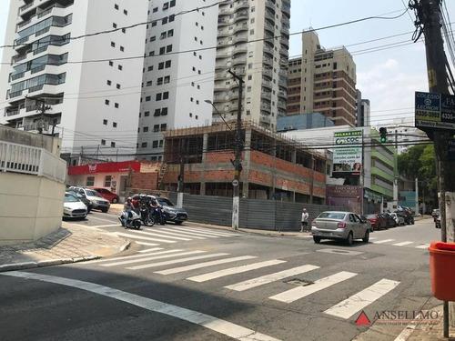 Imagem 1 de 1 de Salão Para Alugar, 170 M² Por R$ 25.000,00/mês - Centro - São Bernardo Do Campo/sp - Sl0415