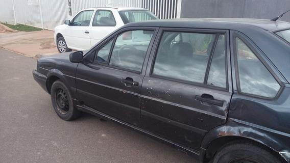 Volkswagen Motor 2.0mi 4 Portas Cinza Escuro