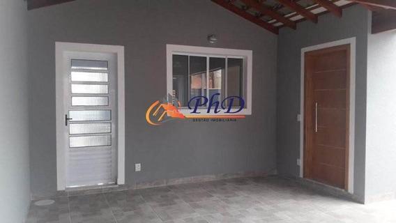 Casa À Venda 3 Dormitórios Residencial Santa Giovana Jundiaí Sp - Ca-00310