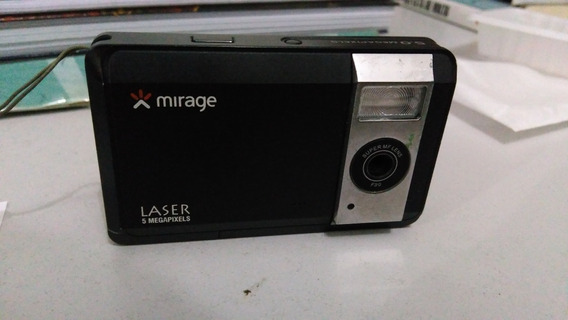 Câmera Digital 5mp Mirage Laser