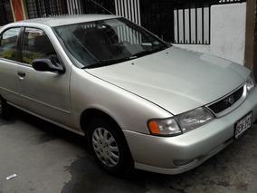 Nissan Sentra 1999 Mecanico Solo Gasolina Uso Personal