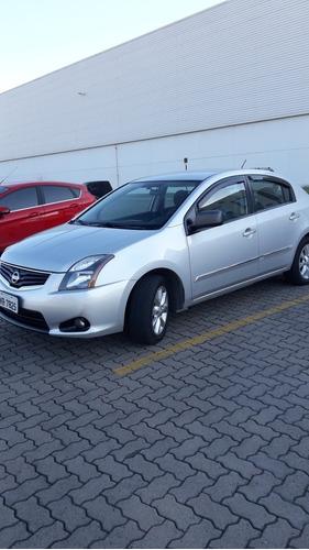 Nissan Sentra 2012 2.0 Flex Aut. 4p