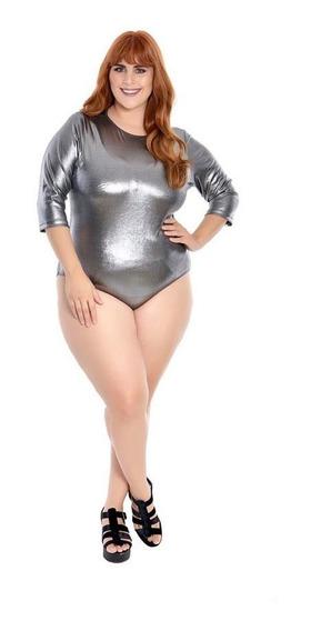 Body Plus Size Metallic