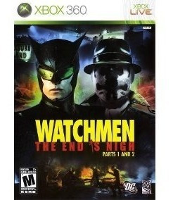 Watchmen The End Is Nigh Parts 1 And 2 Xbox 360 | M. Física