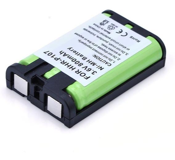 Bateria Hhr-p107 3,6v 650mah Recarregável - Rontek