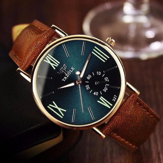 Relógio Masculino Design Luxuoso