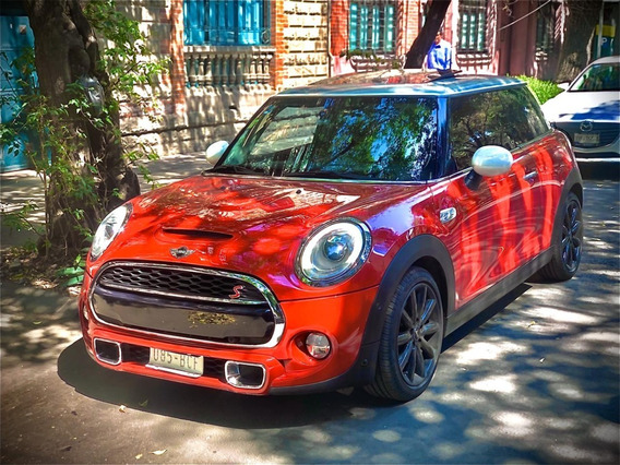 Mini Cooper S Chilli Seminuevo Impecable