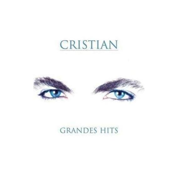 Castro Cristian Grandes Hits Cd Nuevo