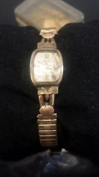 Relógio Cirsa Suisso, Antigo, Peça De Colecionador