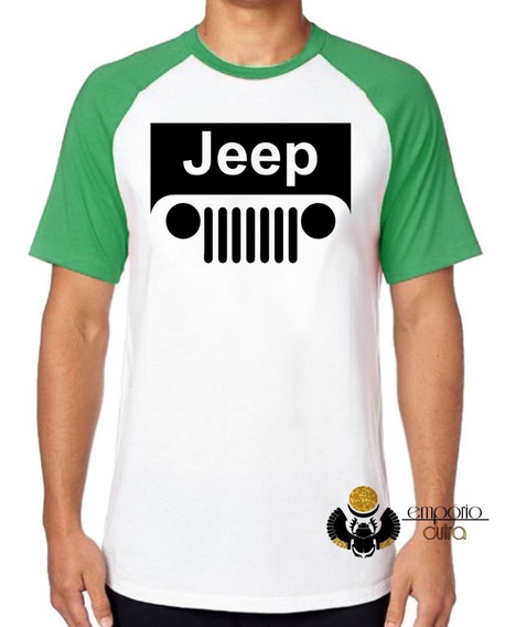 Camiseta Luxo Jeep Carro Off Road Estilo Vida Aventura