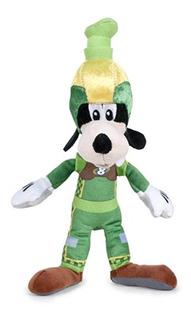 Peluche Goofy Aventura Sobre Ruedas 50cm Original Disney