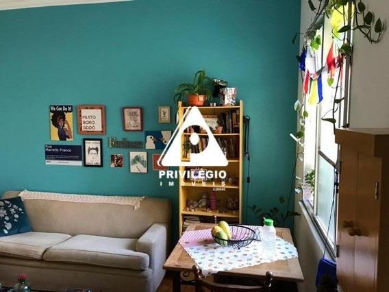 Apartamento À Venda, 2 Quartos, Catete - Rio De Janeiro/rj - 26285