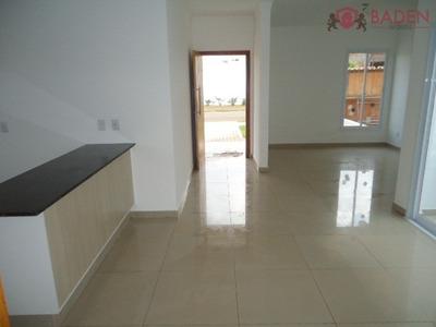Casa Residencial Em Sumare - Sp, Residencial Real Park Sumaré - Ca00196