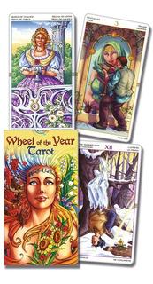 Wheel Of The Year Tarot, Tarot De La Rueda Del Año