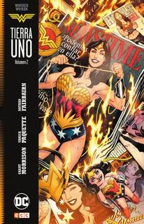 Ecc España - Wonder Woman Tierra Uno Tomo 2 - Dc Comics