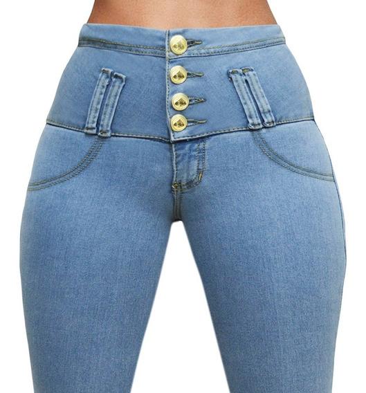 Jeans Levanta Cola Modelador X 2 Unidades Envio Gratis!