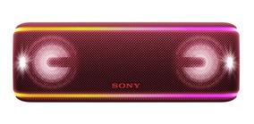 Caixa Som Portátil Sony Srs-xb41 Bass Iluminaçãoida Efeitoss