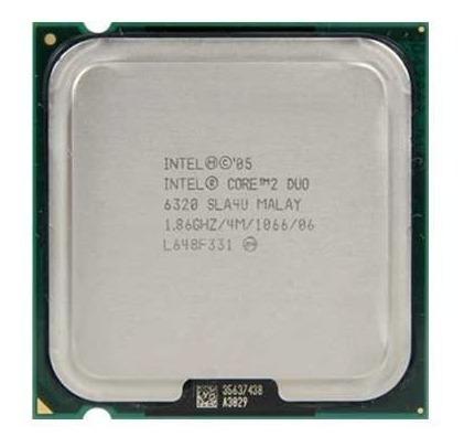 Processador Intel® Core2 Duo E6320 (4m Cache,1.86 Ghz,1066