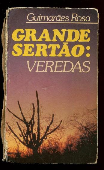 Grande Sertão: Veredas- Guimarães Rosa- Frete Grátis- L.2756
