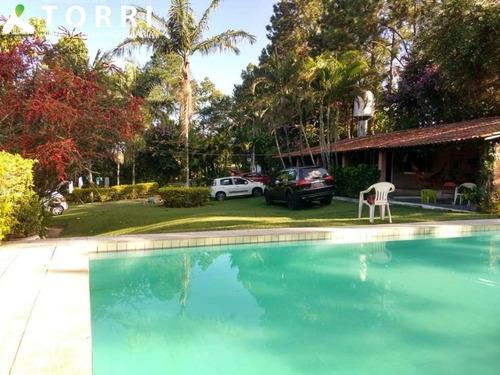 Imagem 1 de 13 de Chácara A Venda Em Tatuí - Ch00176 - 34888654
