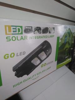 Lampara Solar Integrada 40w Cod 10266*