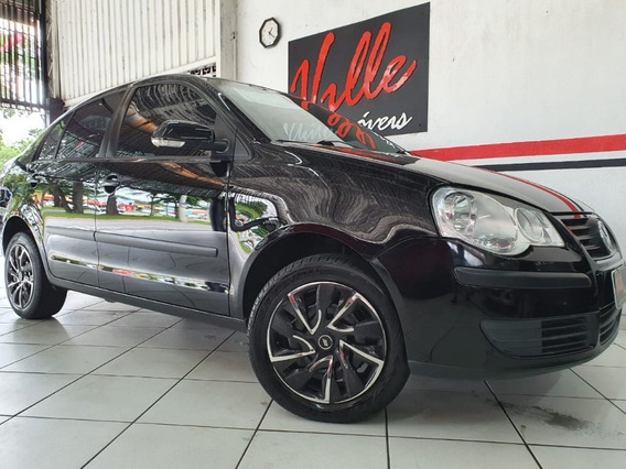 Vw Polo Sedan 1.6 Manual Completo