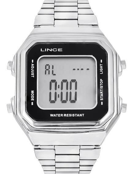 Relógio Feminino Lince Digital Sdm615l Bxsx Barato Original