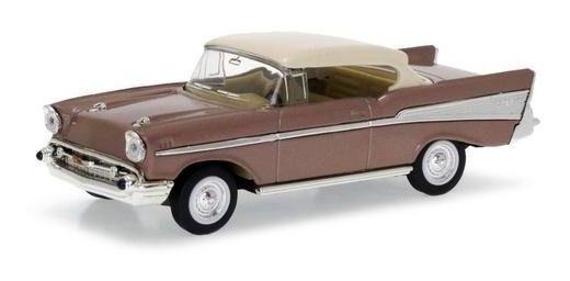 1957 Chevrolet Bel Air Pérola - Escala 1:43 - Yat Ming