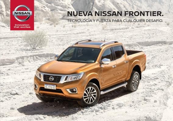 Nissan Frontier Argentina En Nissan Salta Concesionario Ofic
