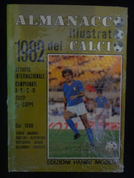 Almanacco Illustrato Del Calcio 1982 Panini