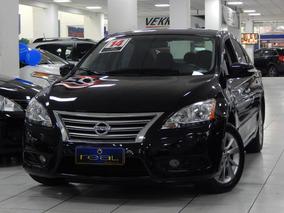 Nissan Sentra 2.0 Sv Flex Automatico Completo 2014