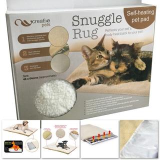 Cojin Relajante Para Mascota Gato Perro Snugle Rog Envio